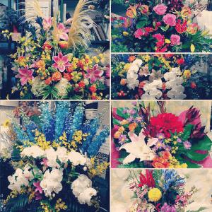 花のアトリエ大川のアレンジメント