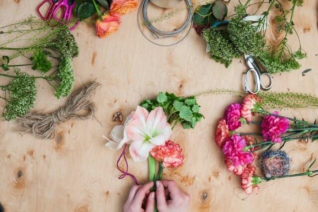 切り花が長持ちする花屋が実際に行う12の方法