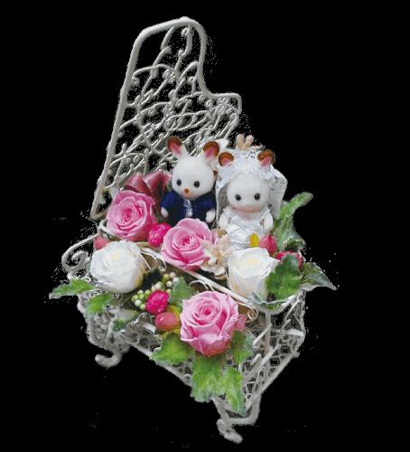 花のアトリエ大川のプリザーブドフラワー