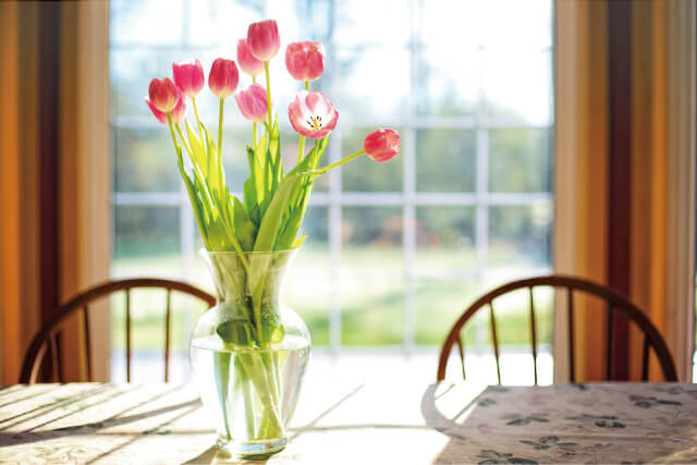 貰った花束は部屋に飾る?プリザーブドフラワーで永久保存する?