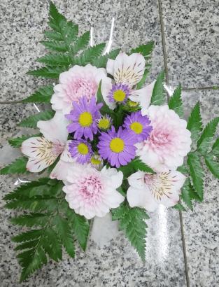 今週のお花(2018年11月16日)