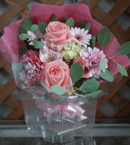 ブーケ風の花束2