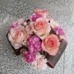 お見舞いのお花(2019年1月16日)