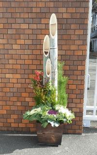お正月の門松1