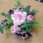 介護施設へのお見舞いのお花