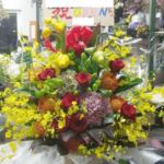クラブの開店祝いのお花