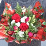 クリスバージョンの誕生日のお花