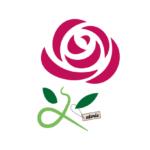 花のアトリエ大川のロゴ