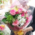退職される方に贈る花束