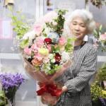 退職する女性に贈る花束