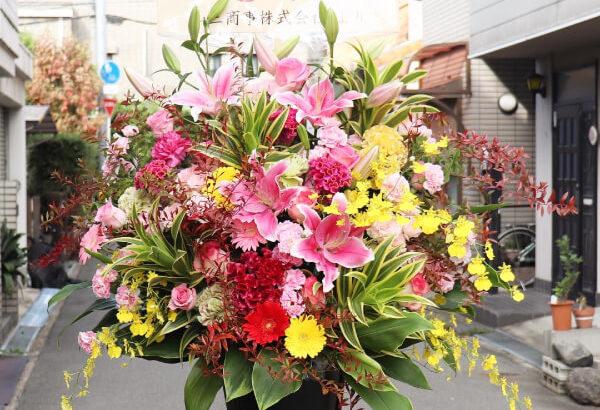 【スタンド花】フェイシャルサロンが八戸ノ里小学校前にオープン