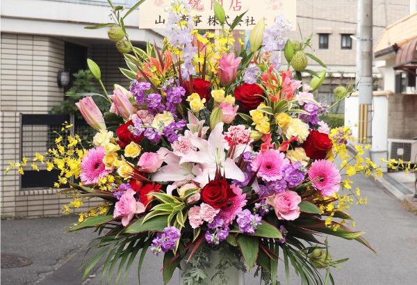 【スタンド花】やきとり居酒屋ひろが八戸ノ里マンダイ近くにオープン!
